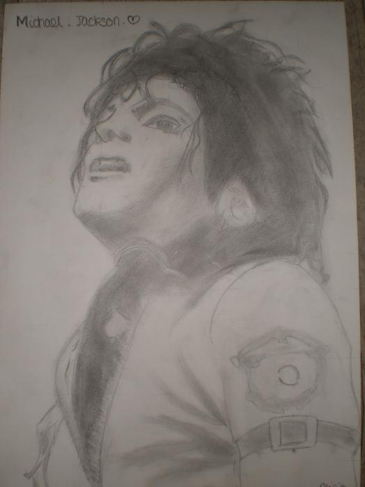 Michael Jackson by Alicia